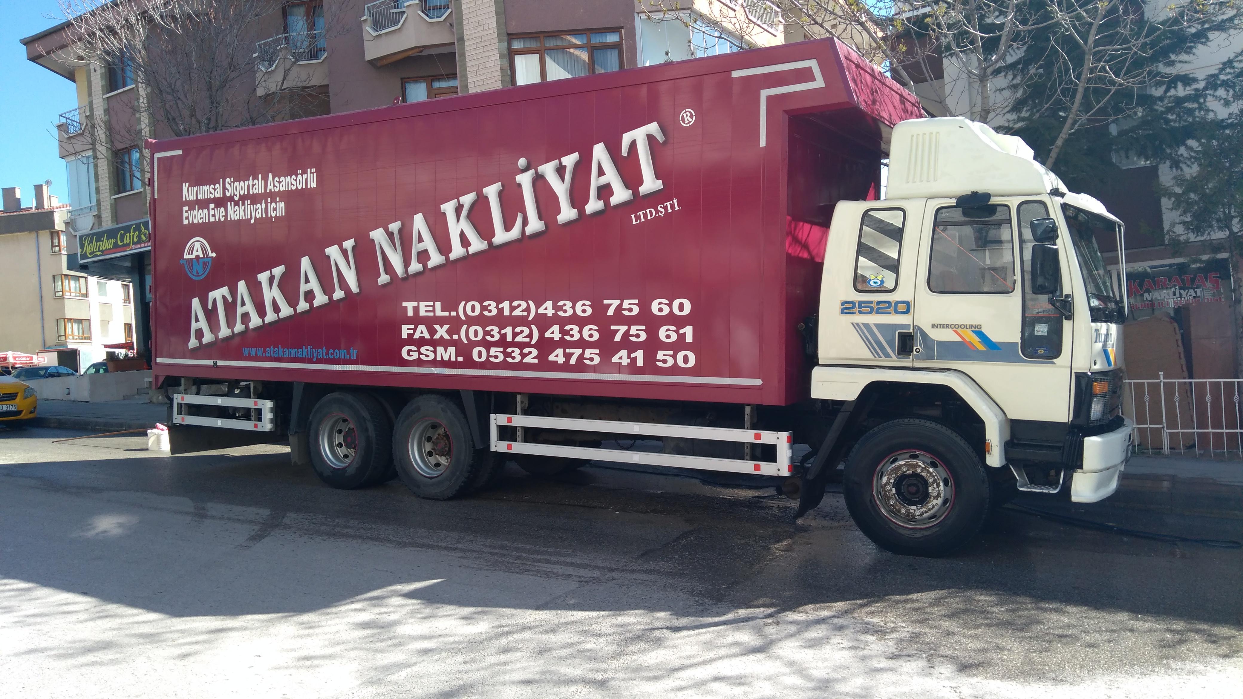 Asansörlü Taşımacılık Ankara, Ev Taşıma Ankara
