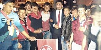 FATİH ÇETİNKAYA İHSANİYE'DE