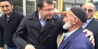 PARSAK, İhsaniye'yi ziyaret etti