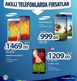 AKILLI TELEFONLARDA FIRSAT