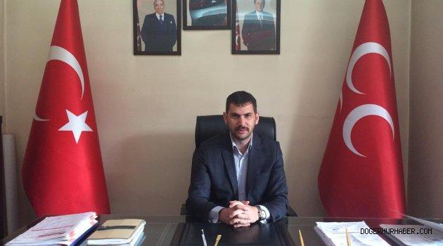 Afyon MHP Merkez İlçe Fesedildi