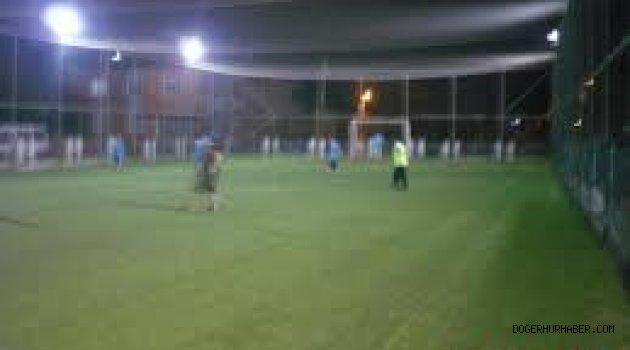 Bayramda Futbol Turnuvası
