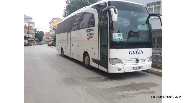 GÜVEN AFYON - İSTANBUL - AFYON SEFERLERİ BAŞLATIYOR