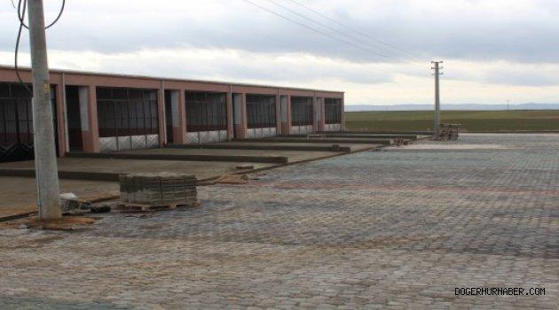 İhsaniye'de Sanayi Sitesi için geri sayım