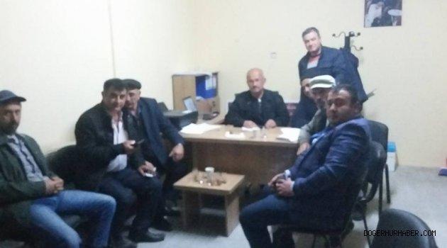 İYİ Parti İhsaniye İlçe Başkanı Süleyman GÜR oldu