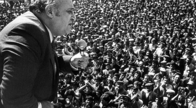 SÜLEYMAN DEMİREL'İN 1969 YILINDA DÖĞER ZİYARETİ