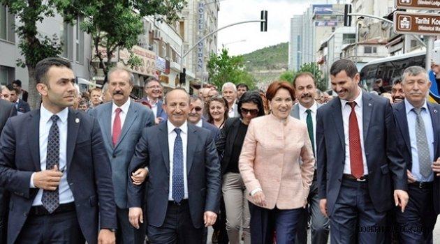 MERAL AKŞENER, 28 MAYIS'TA AFYON'DA MİTİNG YAPACAK