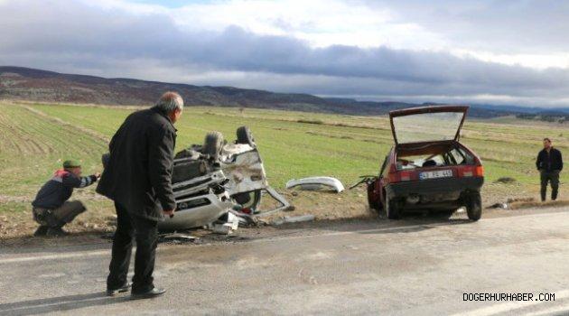 Murat SUNA Trafik Kazasında Vefat Etti