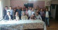 Eskişehir Döğerliler Derneği Olağan Genel Kurul Toplantısı yapildi