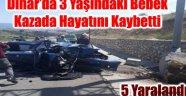 Mustafa AVCİL Trafik kazası geçirdi Eşi ve torunu vefat etti