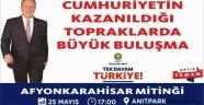 MUHARREM İNCE, AFYON'A GELİYOR