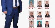 MHP Döğer Belediye Meclisi Üyeleri Açıklandı