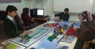 Döğer Fatih Orta Okulu Bilim Kahramanları 2016'ya katılıyor