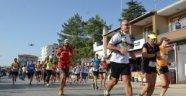 Frig Vadisi, ultramaraton'a ev sahipliği yaptı