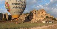 Frig Vadisinde balon uçuşları başlıyor!