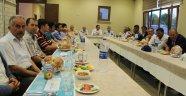 Gazi, şehit aileleri ve yakınlarına iftar yemeği düzenlendi