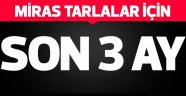 MİRAS TARLASI OLANLAR DİKKAT !!!