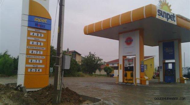 Yılmaz Petrol Beyyazı Şubesini Açtı